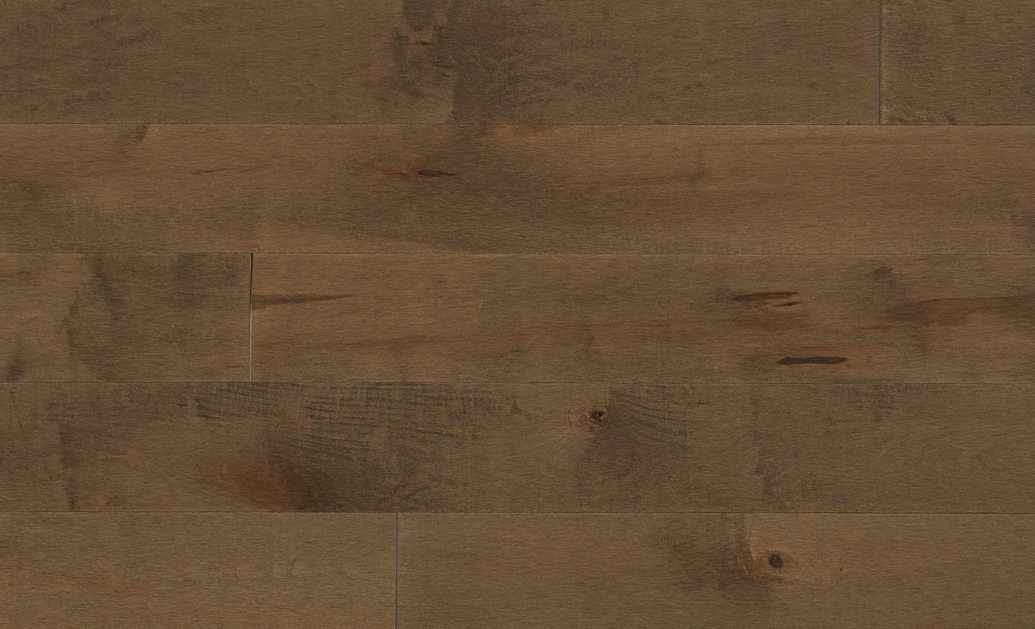 Mercier Arabica Hard Maple Deign + Solid Width: 2 1/4