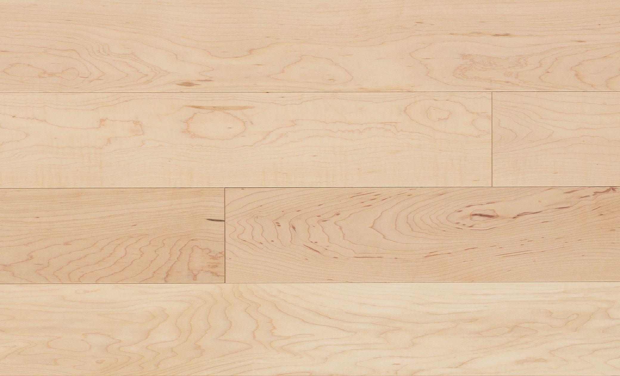 Mercier Hard Maple Naked Distinction Solid Width: 3 1/4