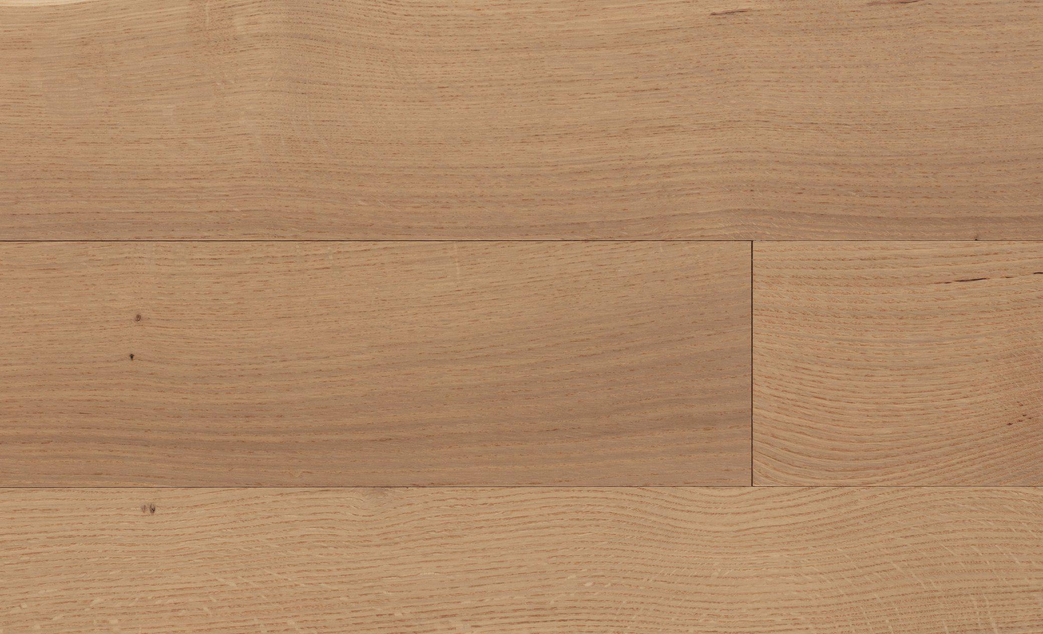 Mercier White Oak Naked Authentic Solid Width: 3 1/4