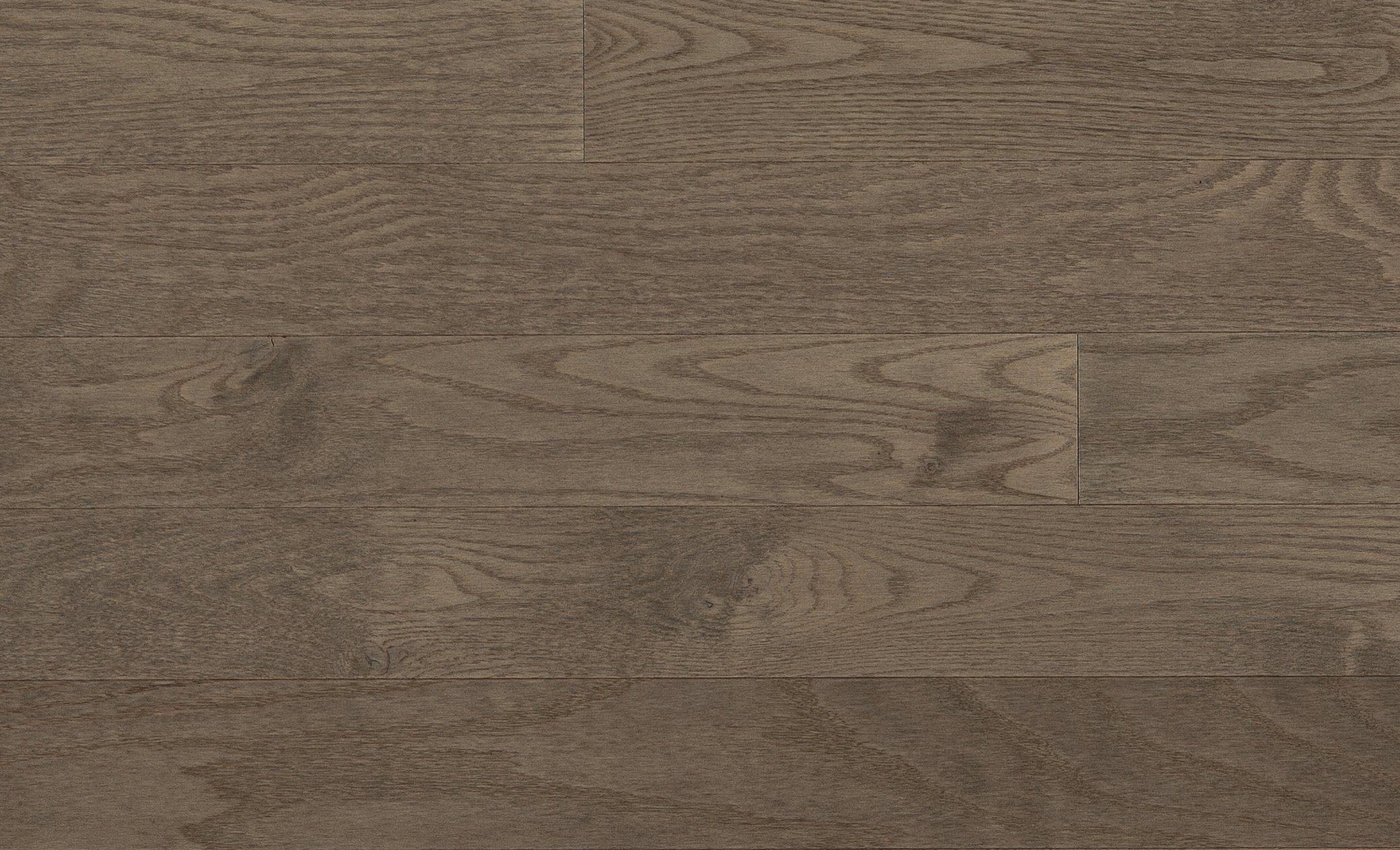 Mercier Red Oak Stone Solid Width: 2 1/4