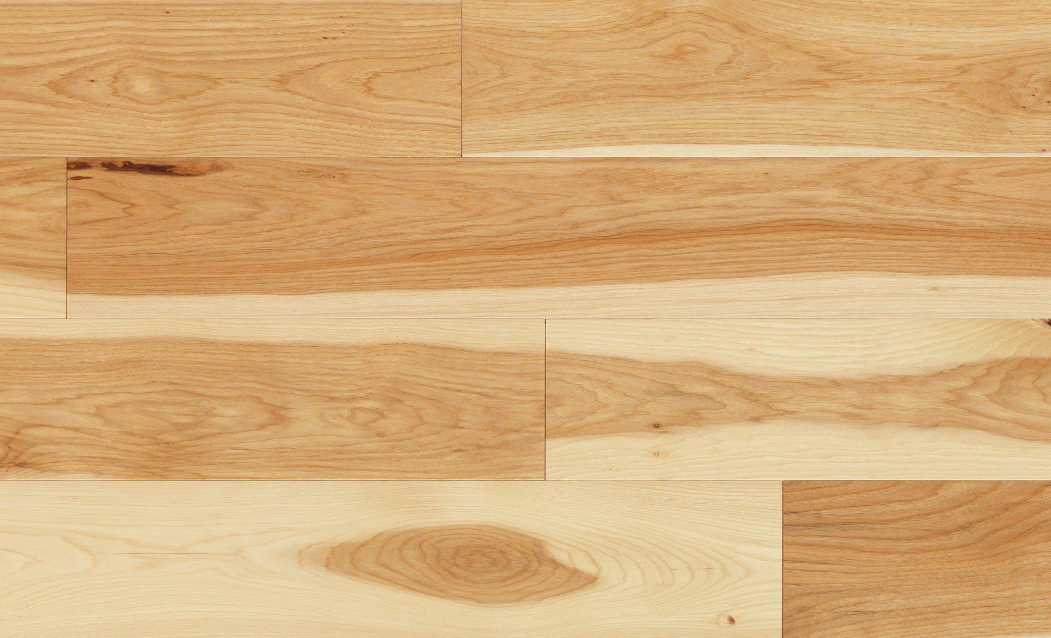 Mercier Origins Natural Hickory Solid Width: 2 1/4