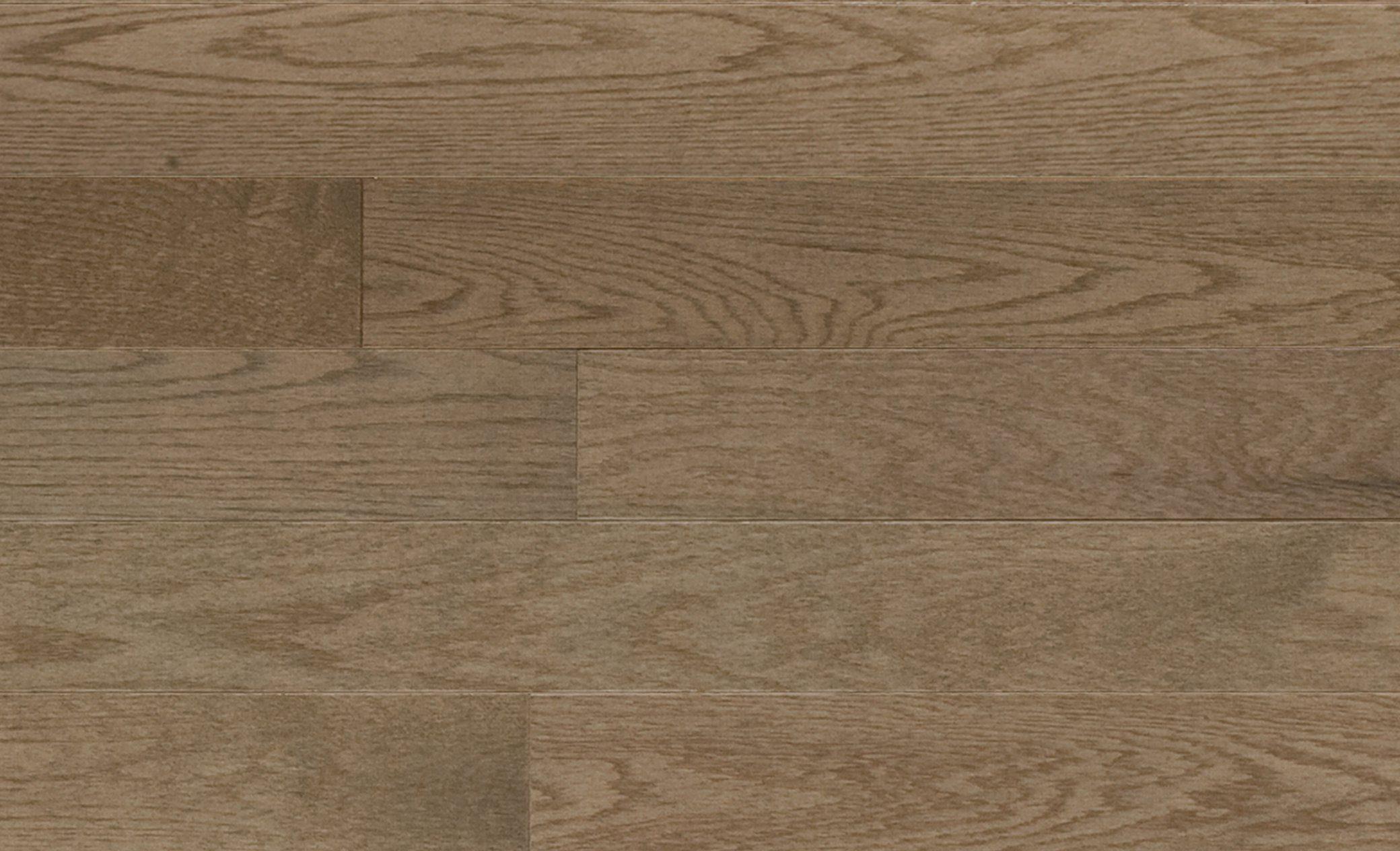 Mercier Red Oak Shadow Solid Width: 2 1/4