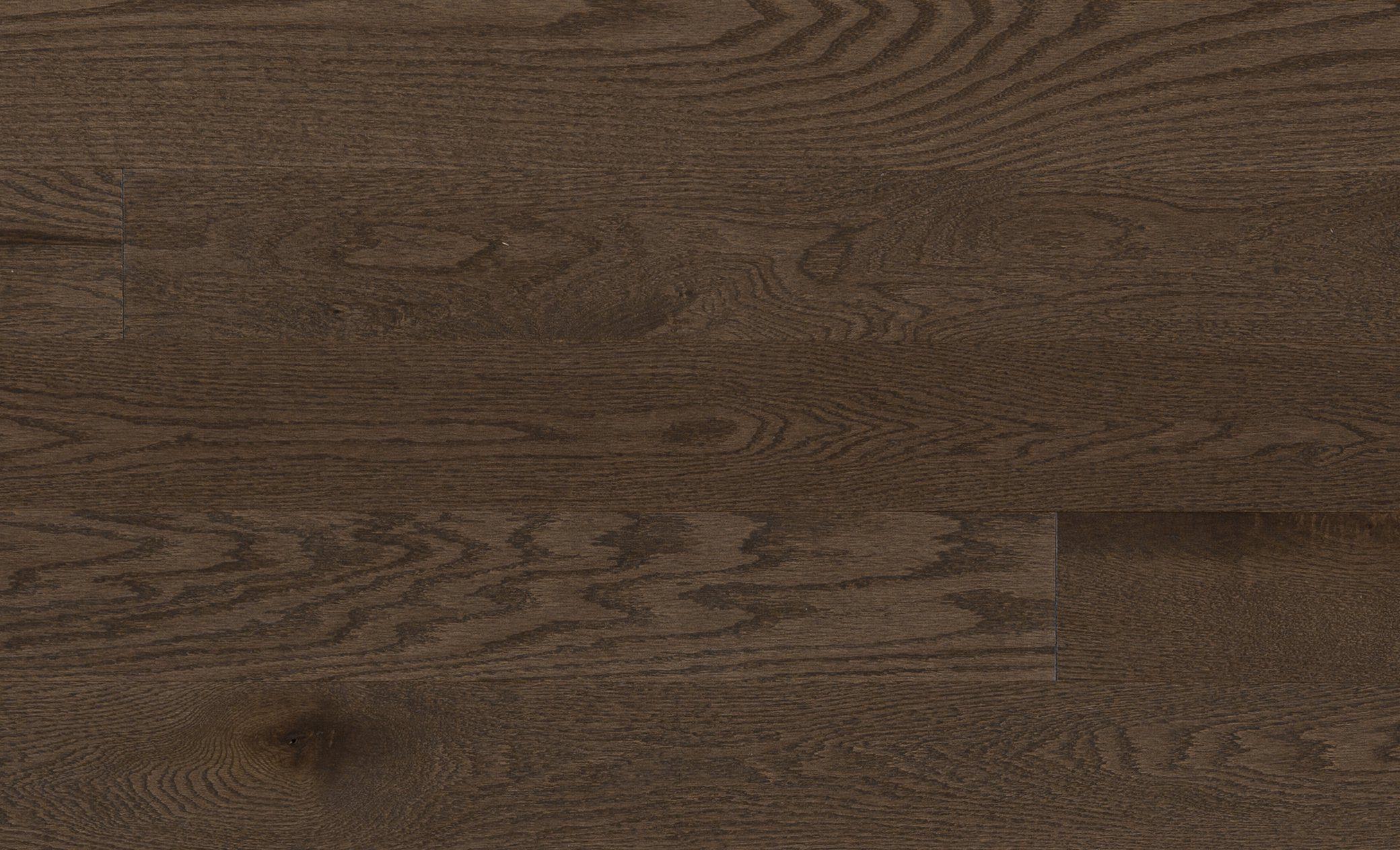 Mercier Red Oak Smoky Brown Solid Width: 2 1/4