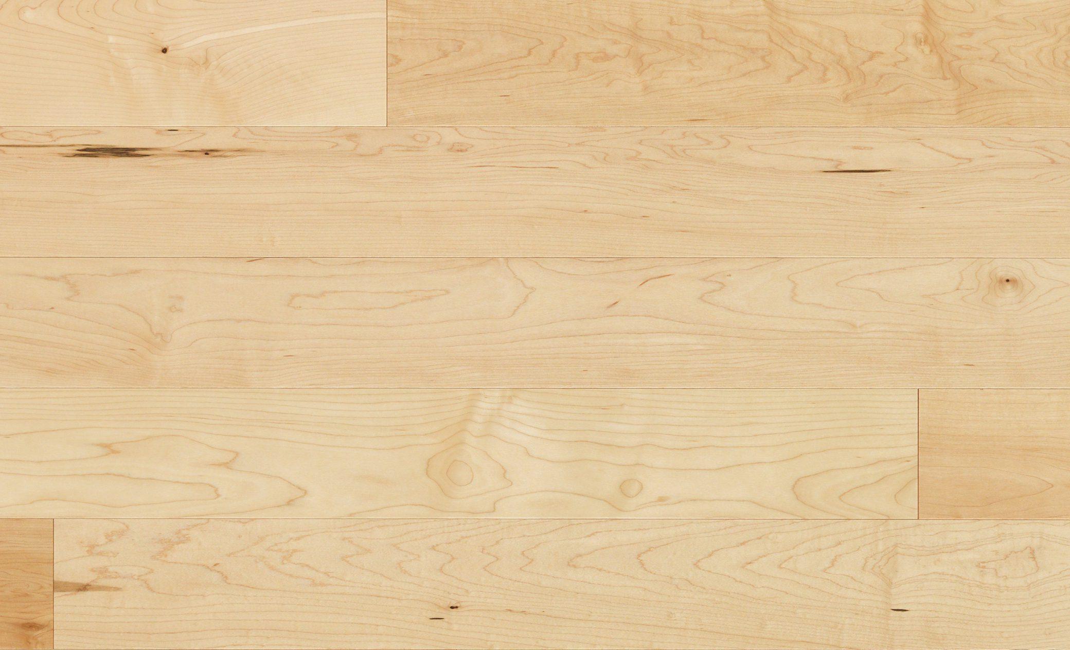 Mercier Origins Hard Maple Natural Solid Width: 2 1/4