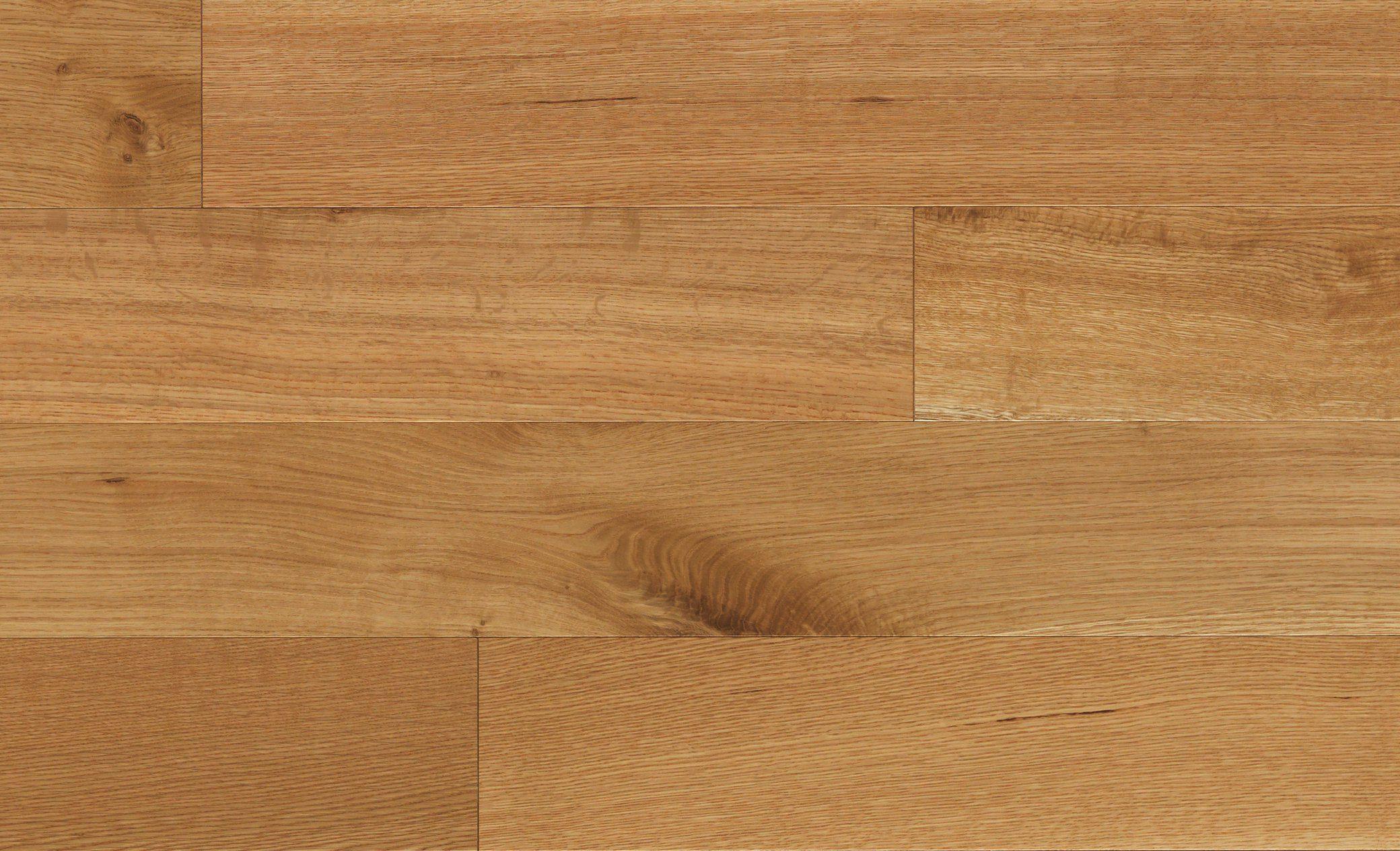 Mercier Origins Natural White Oak Authentic Solid  Width: 2 1/4