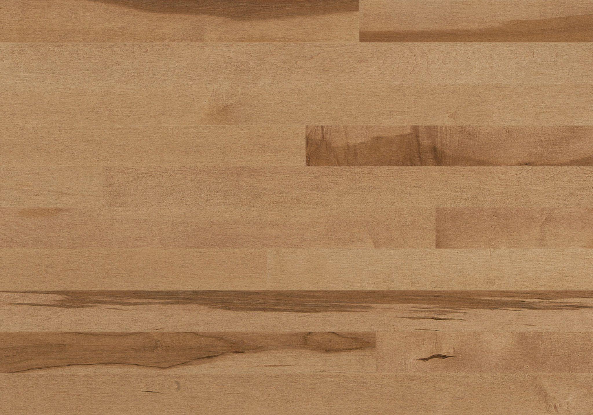 Hard Maple Creme Brûlée Solid Width: 2 1/4