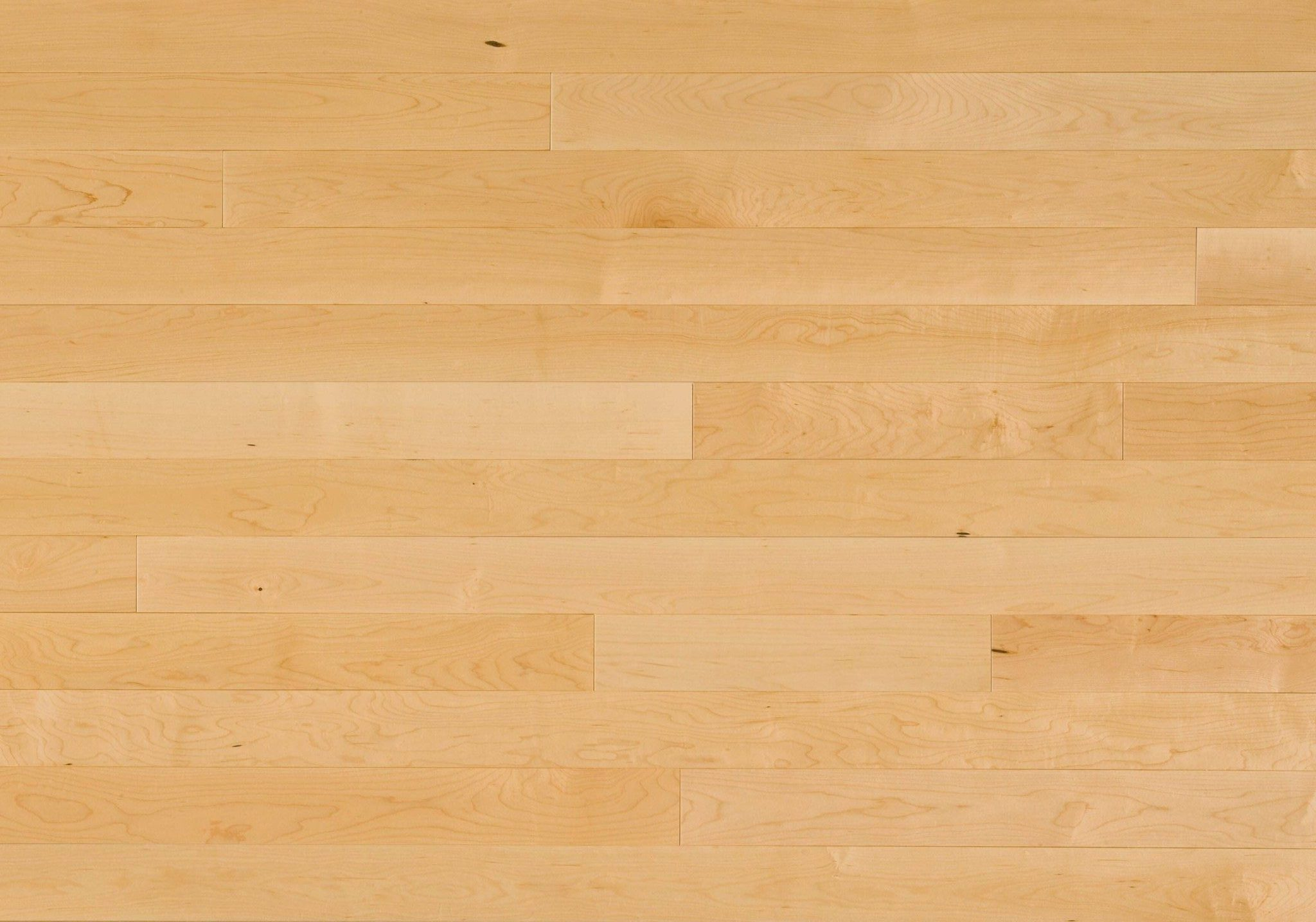 Lauzon Hard Maple Natural Select & Better Solid Width: 3 1/4