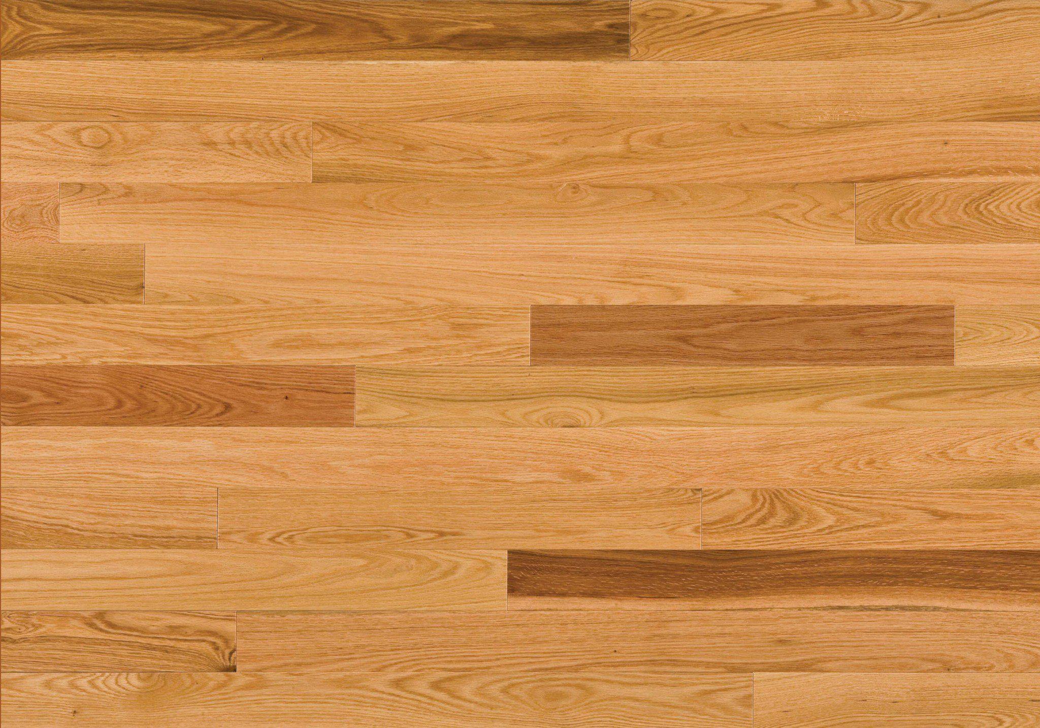 Red Oak Natural Solid Width: 3 1/4