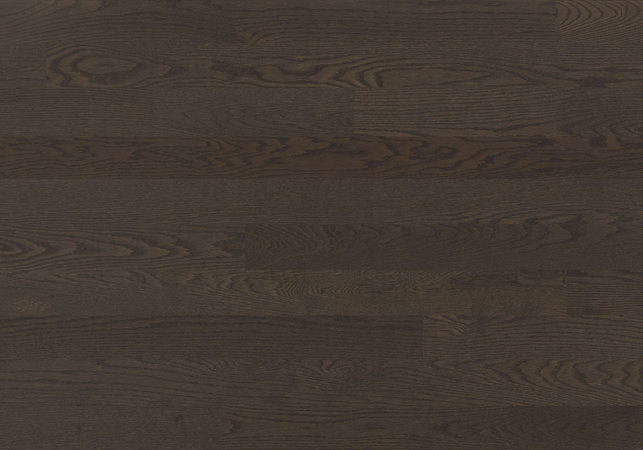 Red Oak Graphite Expert Engineered  Wire Brushed 3-1/8