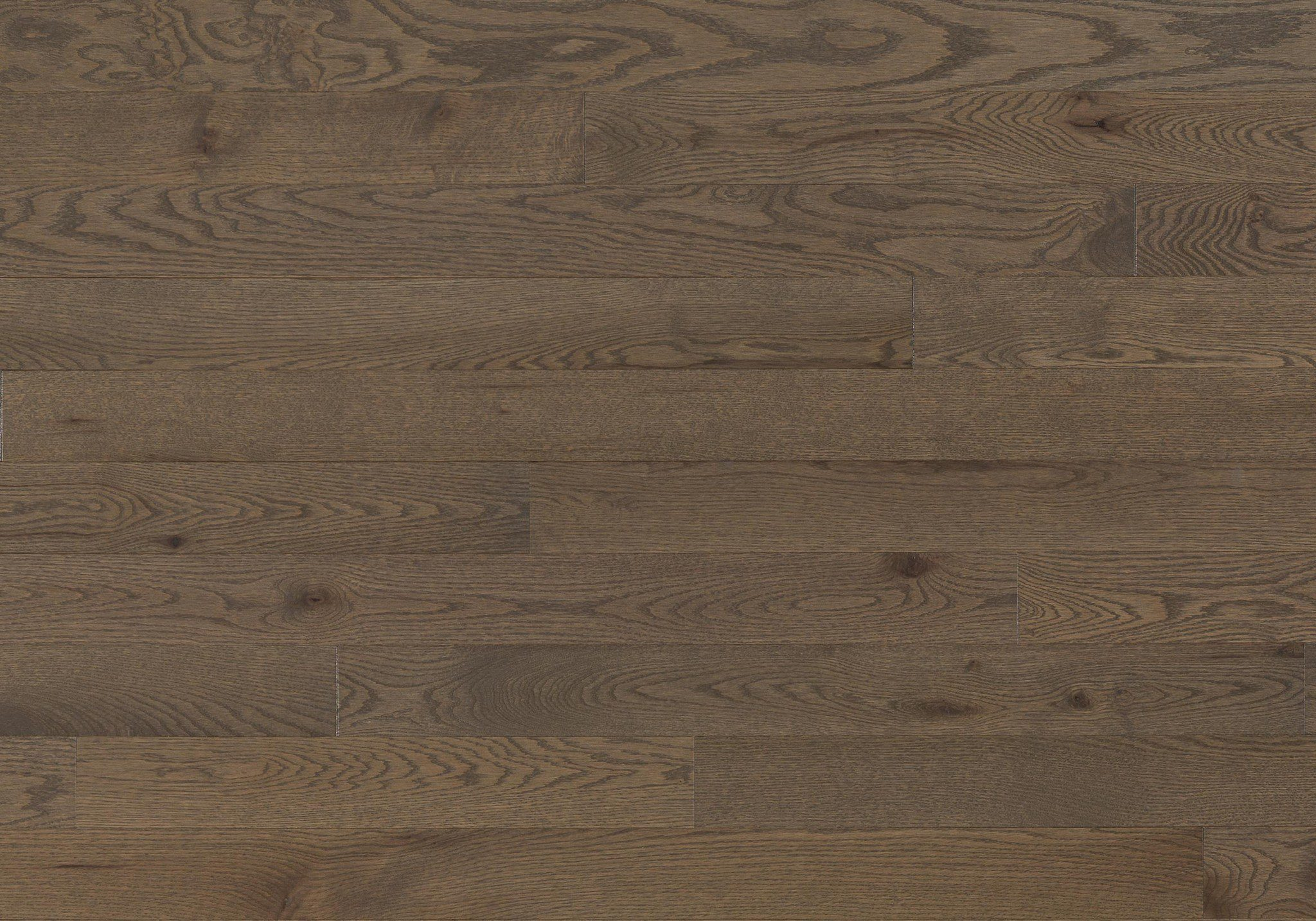 Red Oak Cape Cod Expert Engineered  Expert Engineered Matte Wire Brushed 3-1/8
