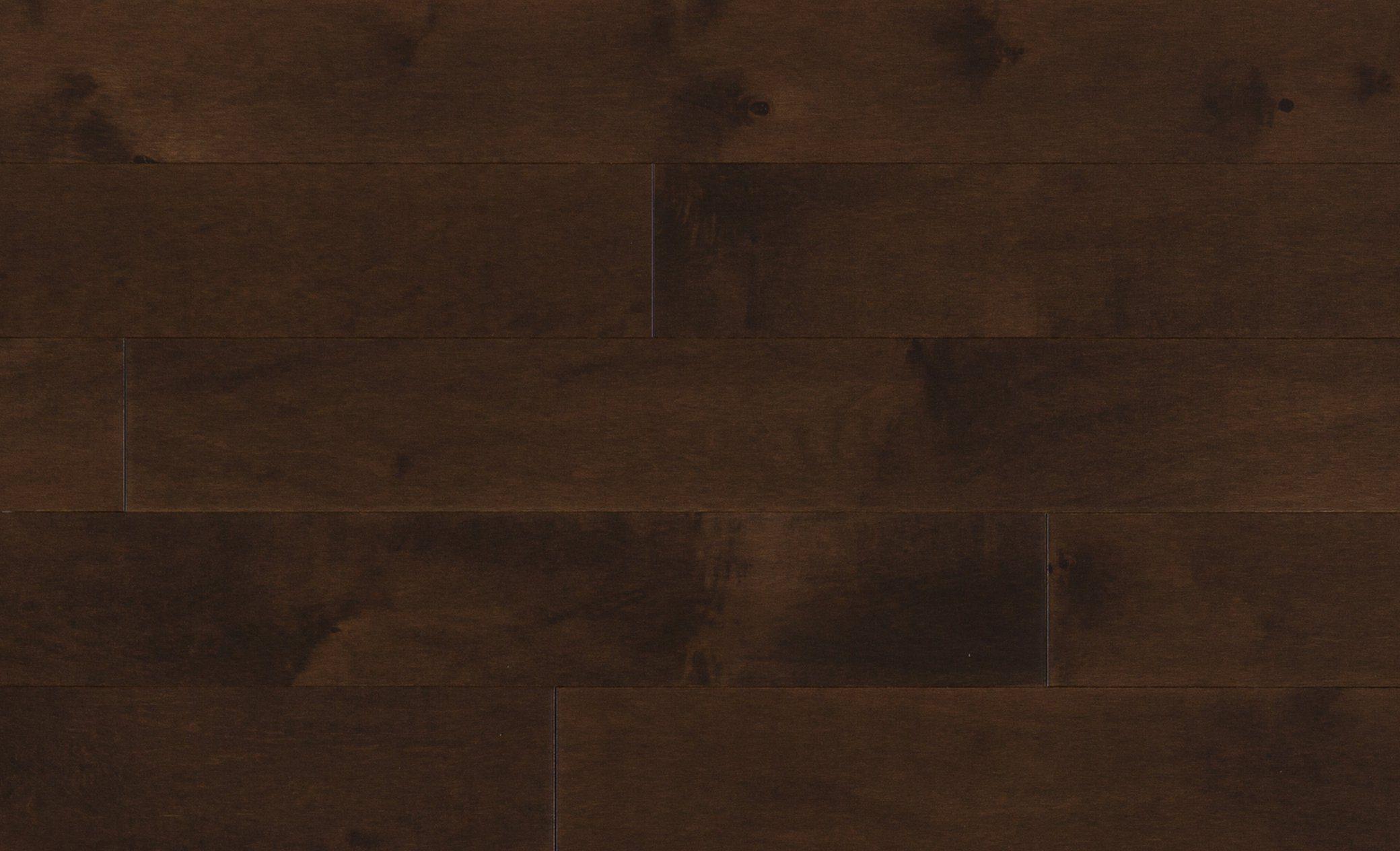 Mercier Design+ Hard Maple Chocolate Brown Solid: 2 1/4