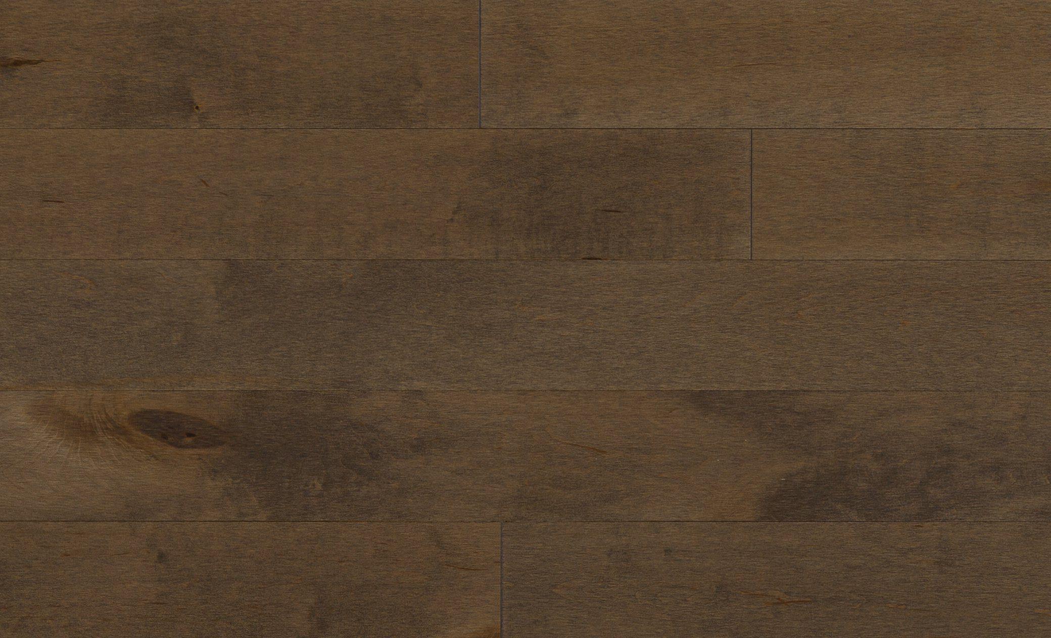 Mercier Design+ Hard Maple Smoky Brown Solid: 2 1/4