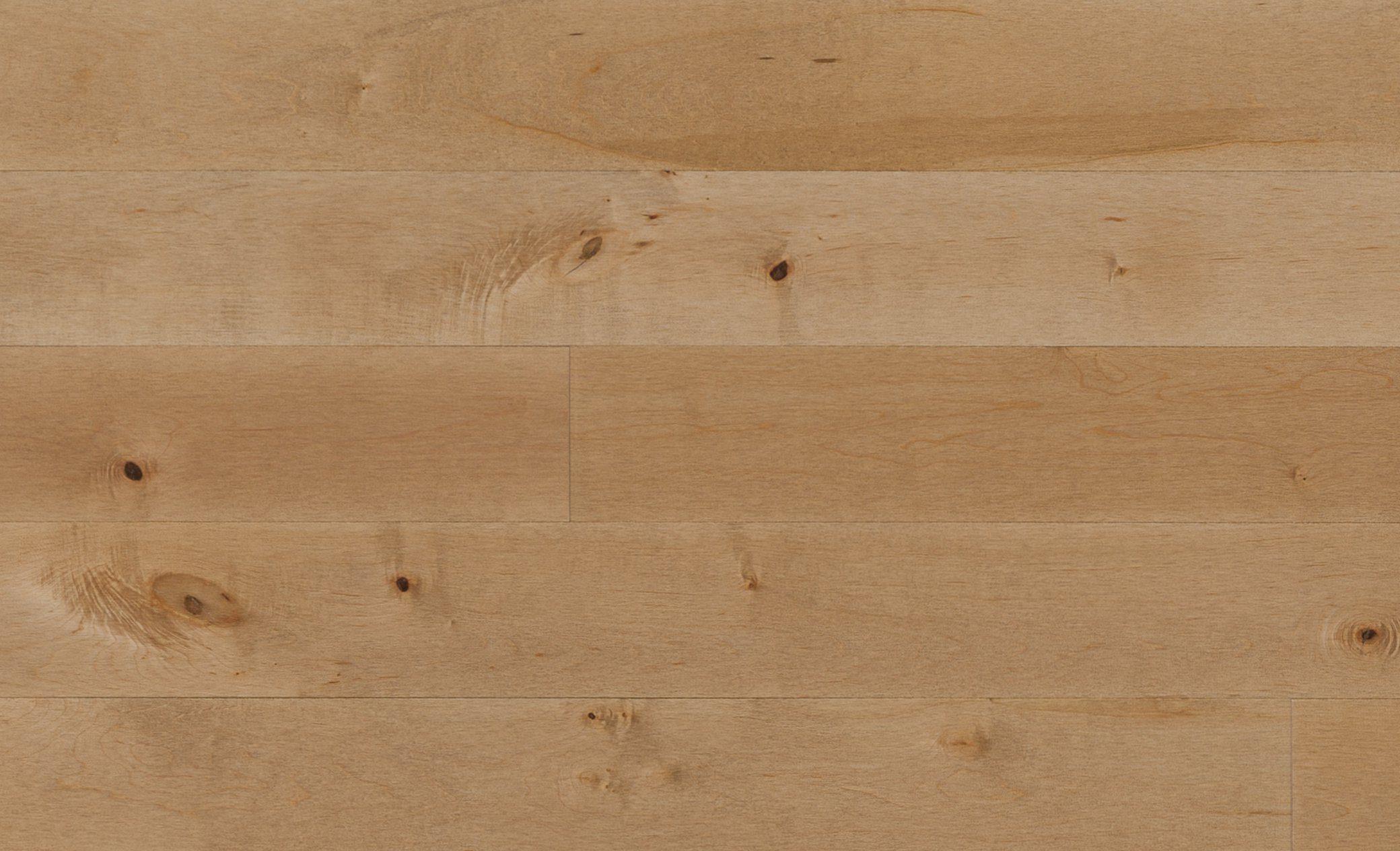 Mercier Design+ Hard Maple Toast Brown Solid: 2 1/4